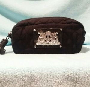 Juicy Couture Travel Cosmetic Bag